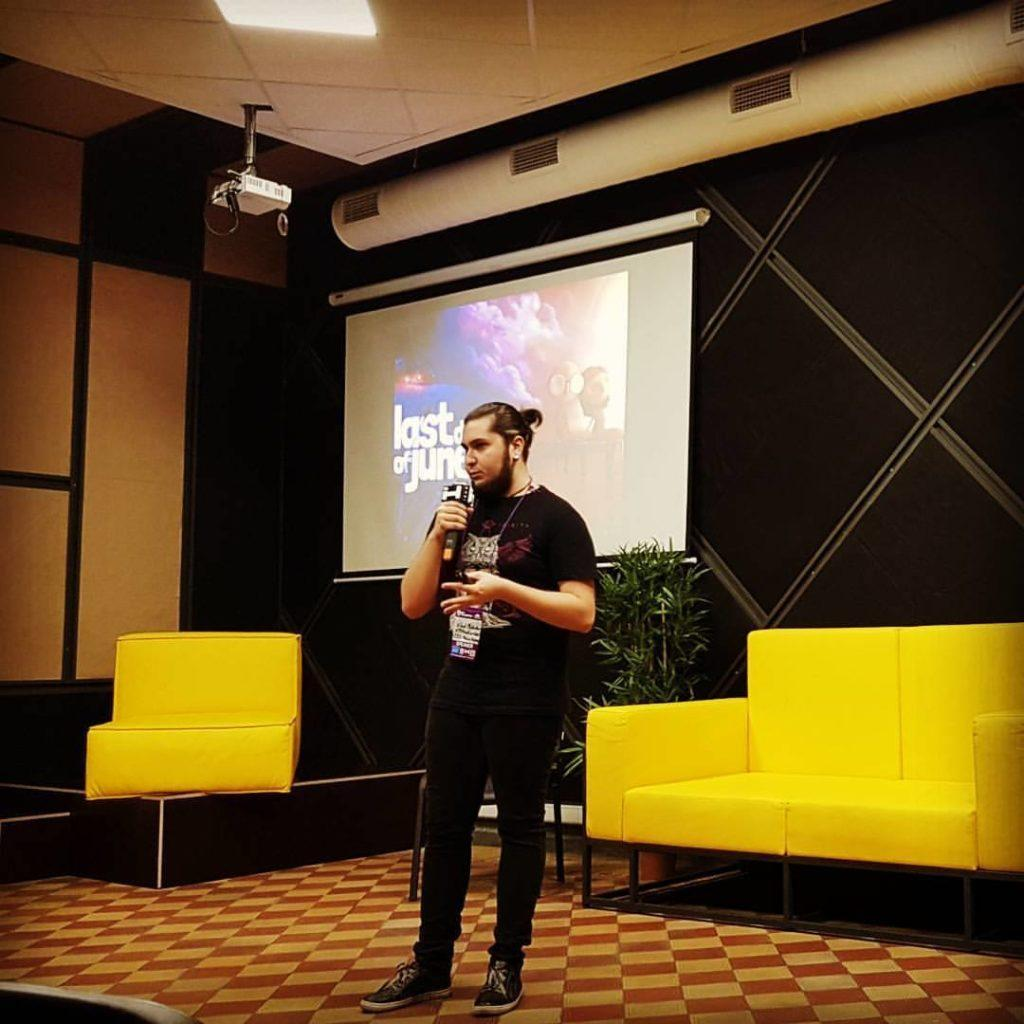 Vlad Plotnikov's sessions on Smart Techno 2017 & Techstars Kyiv StartupWeek 2017