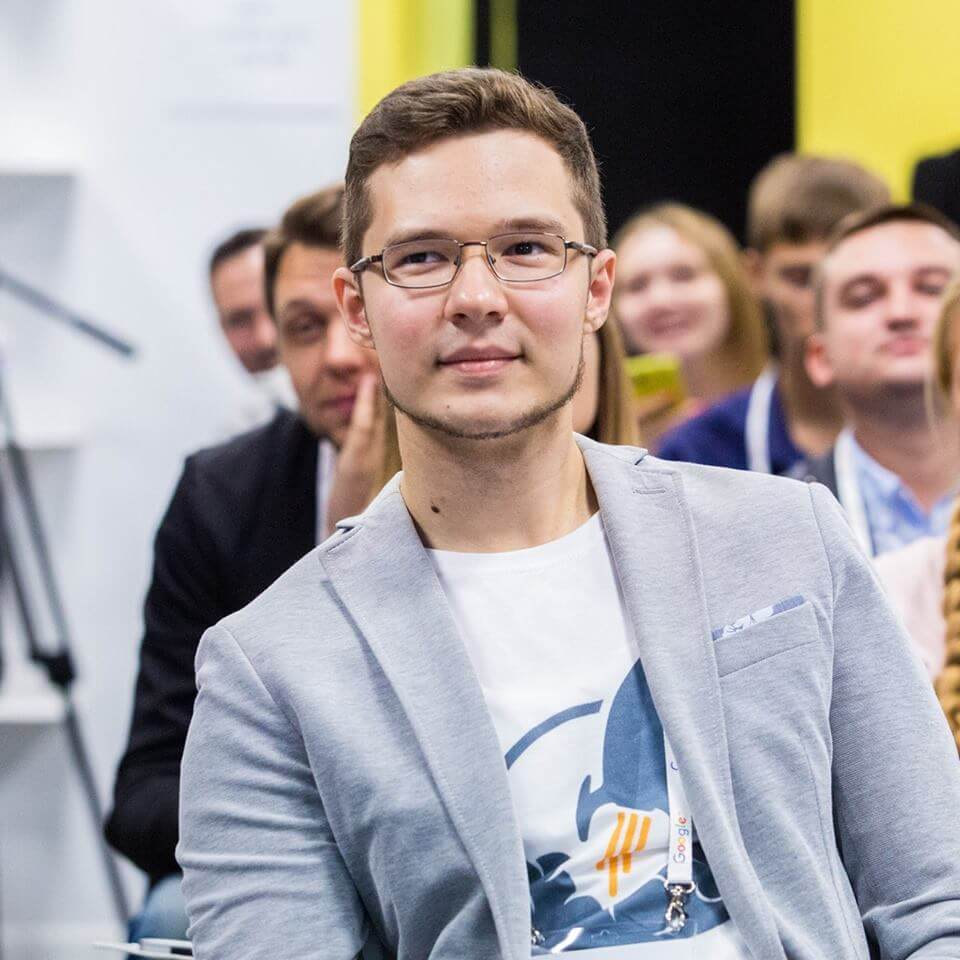 Volodymyr Duchenchuk, CEO/Game Producer